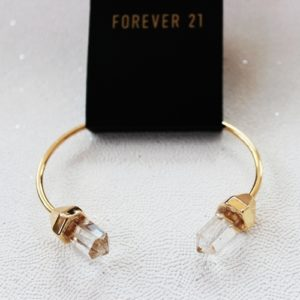 Forever 21 open armband