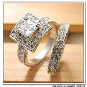 Luxe ringen set