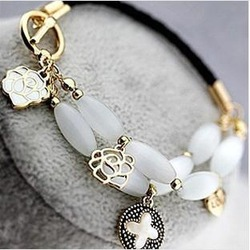Armband met edelsteen