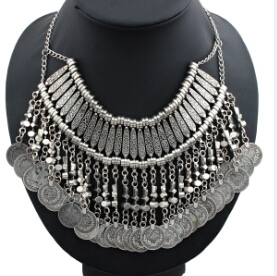 Statement ketting 'Ethnic'